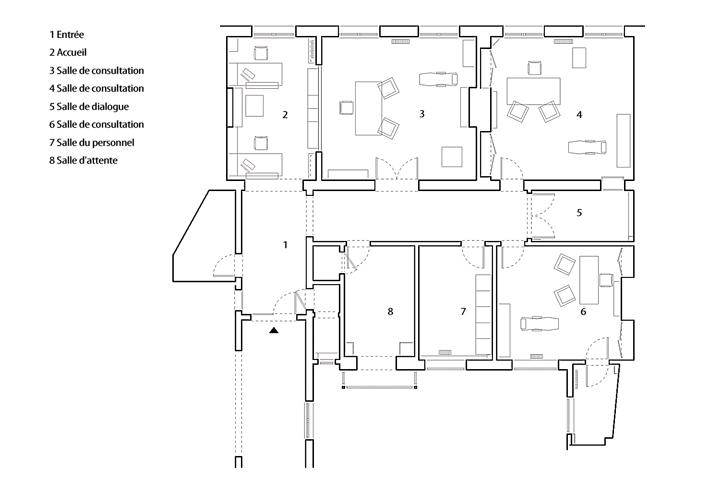 Cabinet Mdical POLLUX Architecture amp Design